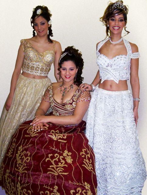 Negafa tunisienne location de robes kessoua tunisiennes henné ...