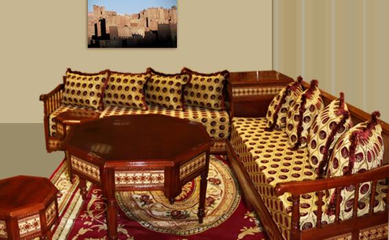 Salon Marocain Metz : Aux merveilles d orient salon marocain oriental