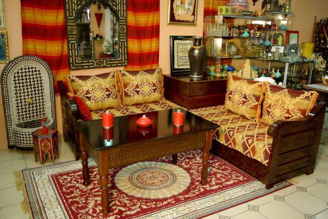 Salon Marocain Moderne Enferforge Meilleures Images D