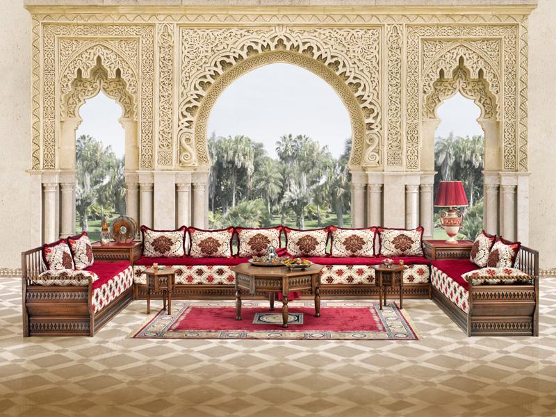 aux merveilles dorient salon marocain design moselle metz