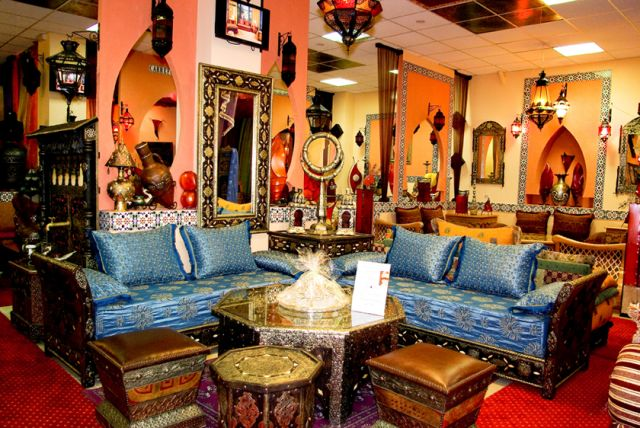Awesome Housse Salon Marocain Mantes La Jolie Contemporary - House ...