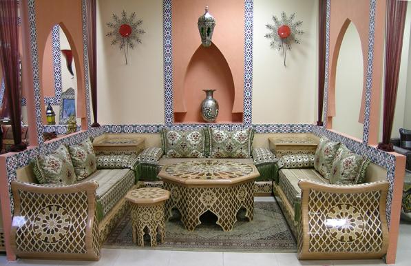 salon marocain Paris Montreuil mobilier artisanat marocain Asnière ...